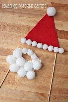 "santa disguise photo props  12- 1& 1/2"" STYROFOAM™  Balls  16-1"" STYROFOAM™ Balls"