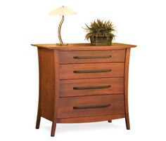 Grand Isle Dresser. From Pompanoosuc Mills.  American hardwood furniture. Hand crafted in Vermont.
