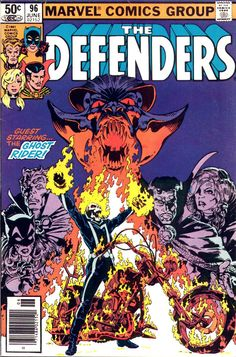 HELL ON EARTH! (1981-1982)   The (Almost) Complete Defenders Reading Order
