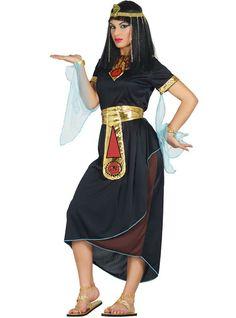 d5d0b2c91c Disfraz de egipcia Nefertiti para mujer