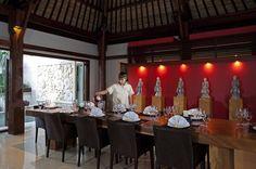 Villa Lilibel Dining Area | Seminyak, Bali