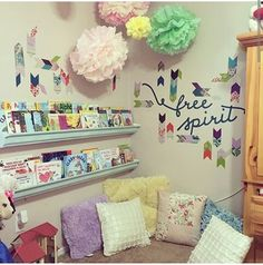 """""""Colorful"""" Theme Room"""
