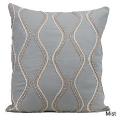 Enlace Feather/ Down Square 20-inch Pillow - Overstock™ Shopping - Great Deals on NA Throw Pillows