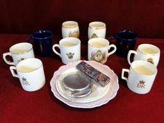 24) Tray of mixed vintage Royal memorabilia (16) Est. £15-£20