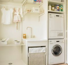70 drying room design ideas that you can try in your home page 35 Closet Storage, Room Design, Storage Room, House, Small Spaces, Home, Drying Room, Small Laundry Room Organization, Laundry Room Decor