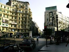 Talaat Harb, Downtown Cairo, Egypt