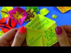 Hexaflexagons Part 2 [Vi Hart] Math Art, Fun Math, Math Activities, Maths, Math Crafts, Crafts For Kids, Diy Crafts, Paper Art, Paper Crafts