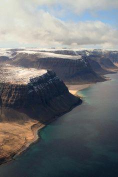 Arnarfjörður in the Westfjords, photo byHaraldur Diego