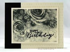 Timeless Elegance Birthday Card - Always Playing with Paper Challenge #41 - Butterfly Basics - Stampin' Up! - SU! - Michelle Harrington - www.xostampingstudio.blogspot.com - https://www.etsy.com/shop/xoStudioDesigns