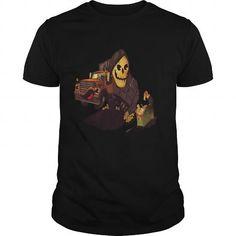 I Love Garbage man truck tshirt for trucker T-Shirts