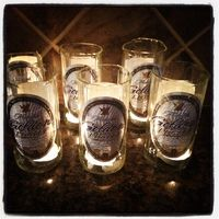 Redneck Candle Holders for Redneck Party #redneck #redneckparty