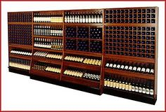 Wine Wall, Divider, Storage, Room, Furniture, Home Decor, Purse Storage, Bedroom, Decoration Home
