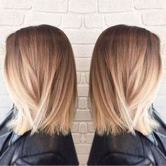 41 Lob Haircut Ideas For Women - How to Style a Lob (Long Bob) -What is a lob? Step by step easy tutorials on how to cut your hair for a lob haircut and amazing ideas for layered, and straight lobs. Ideas for lobs with bangs, thick hair, wavy and thin hair. For long hair and medium hair. For round faces and sharp features - thegoddess.com/lob-haircut-ideas-women #HairstylesForWomenWithRoundFaces