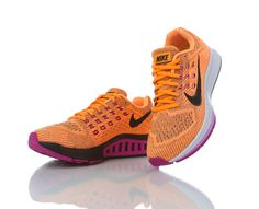 newest 791ed 46ba0 ... reduced nike air zoom structure 18 orange svart 035fc c120b
