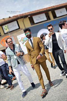 Pitti Uomo 90 - Day 3 Photo by : THE STORYALIST | MenStyle1- Men's Style Blog