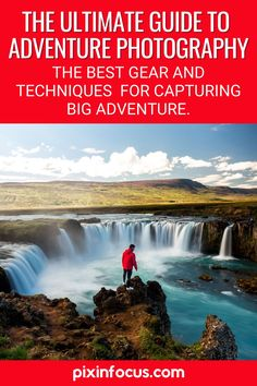 Adventure photography has become increasingly popular in the past few years. Take your adventure photos to the next level with this amazing guide. Wildlife Photography Tips, Photography Basics, Photography Tips For Beginners, Adventure Photography, Sunset Photography, Photography Tutorials, Photography Photos, Digital Photography, Amazing Photography