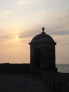 Cartagena, Atardecer en las Murallas - Hotel Las Américas Resort, Spa y Centro de Convenciones - Cartagena, Colombia