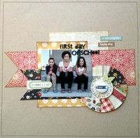A Project by sherrifunk from our Scrapbooking Gallery originally submitted 10/23/12 at 11:24 PM