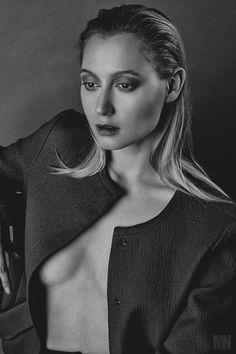 Photo : Mehdy Nasser / Model : Katja @ Models Office  / Make up : Agathe Forgue