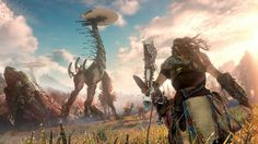 We played 'Horizon: Zero Dawn' for 4 hours and found some really cool stuff Image:  Guerrilla games  By Adam Rosenberg2017-02-03 18:09:34 UTC  Horizon: Zero Dawn is a game of hunting robot dinosaurs and occasionally riding on their backs or heads.  Whether or not youre sold on the concept it looks really cool in action. Horizon is one of those open world sandbox game which means youre running around this giant world  filled with robodinos  and using a variety of tools to do whatever really…