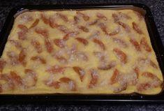 Tvarohový koláč z drobenky - hrnkový - Recepty.cz - On-line kuchařka Hawaiian Pizza, Macaroni And Cheese, Ethnic Recipes, Food, Mac And Cheese, Essen, Meals, Yemek, Eten