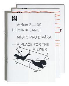 RP - Work - 'Atrium' Catalogues C