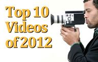 Top small business videos of 2012