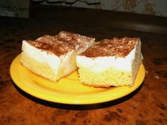 Czech Recipes, Ethnic Recipes, Pavlova, Tiramisu, Recipies, Cheesecake, Sweets, Baking, Desserts