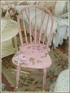 do this to my wooden chair that have