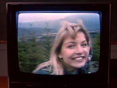 Still of Sheryl Lee in Twin Peaks, Pilot Episode.  (1990) via imdb.com