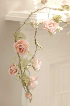 These add a beautiful really girly touch to any room you can drape them over a curtain rod or bed head