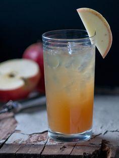 1½ oz. Akvinta Vodka  3¾ oz. apple cider  Combine all ingredients in a glass filled with ice and stir.  Source: Akvinta Vodka
