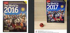 """DERUWA: Poroschenko ersetzte ein Bild Putins auf der """"The ..."""