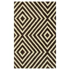 I pinned this Zuel Rug in Brown from the Colorful & Contemporary event at Joss and Main!