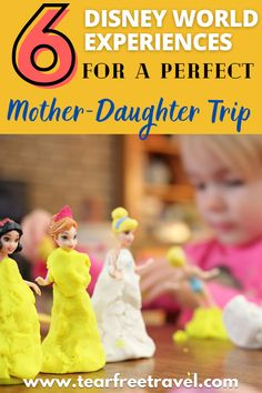 Spending the day in Disney World, or taking a mother daughter trip together, is a great way to bond with your daughter. There are so many great mother daughter activities that you can do even outside of the theme parks! #disney #disneytrip #familyvacation #motherdaughter #momtravel Mother Daughter Activities, Mother Daughter Trip, Disney World Tips And Tricks, Disney Tips, Walt Disney, Traveling With Baby, Travel With Kids, Family Travel, Toddler Travel Bed