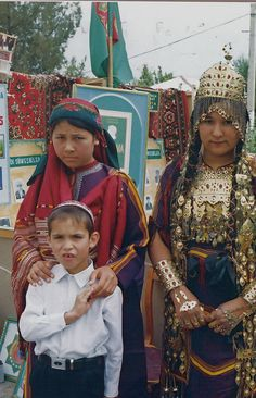 Turkmenistan  formerly also known as Turkmenia, is one of the Turkic states in Central Asia.