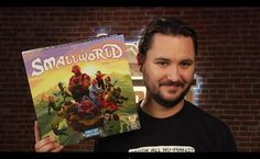 Wil Wheaton's new show Table Top Gaming is great.  Good nerd guests and games I have to try someday.