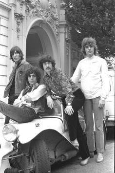 Pink Floyd, 1967                                                       …