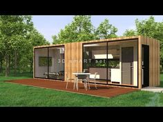 Metal House Design And Construction Building A Small Cabin, Steel Frame House, Shipping Container Homes, Metal Homes, Cabin Homes, Design Case, House Floor Plans, Small Living, Woodworking Projects
