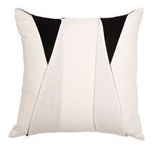 cool wrapped pillows  Stone Textile Studio