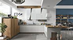 Infinity Diagonal di Stosa Cucine