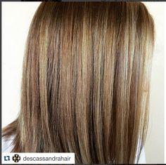 Talk about gorgeous! Check out this gorgeous color by @descassandrahair #beyoutifulaz ・・・ End of summer warm low light. 7kn GGmix #goldwellblonde #goldwell #hairlove #hair #warmth #love #color #lowlights #shine #kerastaseusa #behindthechair #azhairstylist #kmscalifornia #azstylist #modernsalon #creation #salontoday #top200 #aurasalon