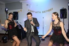 Andy performed his Rat Pack and Michael Buble Tribute shows for Nod's Birthday Party at Haverhill Rovers Football Club in Haverhill. 60th Birthday Party, Birthday Celebration, Michael Buble, Showgirls, Singing, Birthdays, Formal Dresses, Celebrities, Amazing