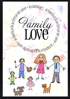 Frame It, Family Love, All You Need Is, Digital Prints, Craft Supplies, Canvas Prints, Awesome, Handmade, Etsy