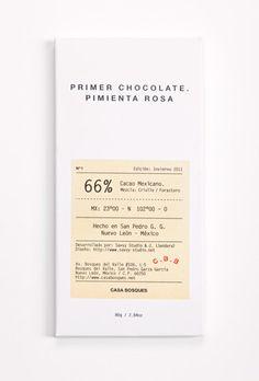 SAVVY STUDIO | Casa Bosques Chocolates