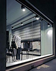 James Cameron store, Melbourne   by Universal Design Studio