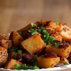 Loaded Breakfast Potatoes Recipe by Tasty