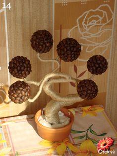 Coffee Bean Crafts Ideas