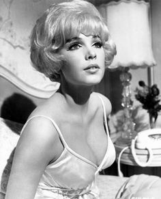 """Stella Stevens """"How to Save Your Marriage and Ruin your Life"""" with Dean Martin, Hollywood Star, Vintage Hollywood, Hollywood Glamour, Classic Hollywood, Hottest Female Celebrities, Celebs, Divas, Blond, Stella Stevens"""