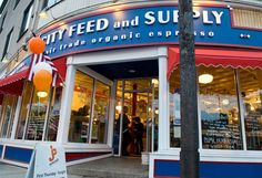 10 local gems in Jamaica Plain: City Feed & Supply #boston #massachusetts